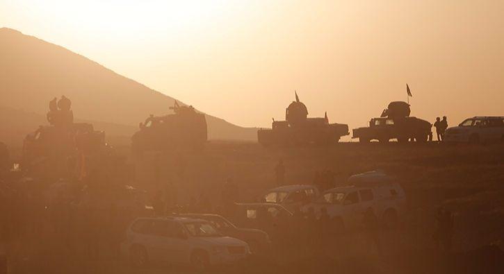 #DÜNYA Korkunç manzara... 1646 ceset parçası bulundu!: Irak'ta terör örgütü DEAŞ'tan kurtarılan Musul'a bağlı Sincar (Şengal) ilçesinde 31…