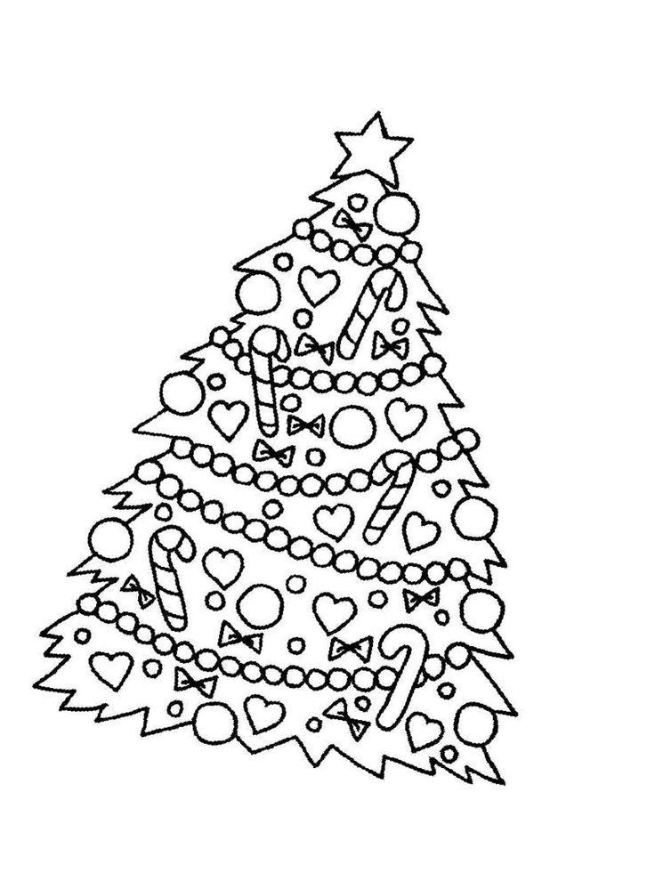 ausmalbilder weihnachten tannenbaum httpwww