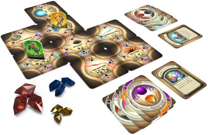 'Gem Rush: Second Edition' Mines Kickstarter Goal in First 48 Hours