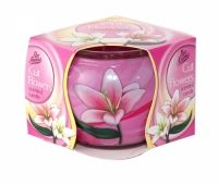 PAN AROMA SCENTED CANDLE CUT FLOWERS