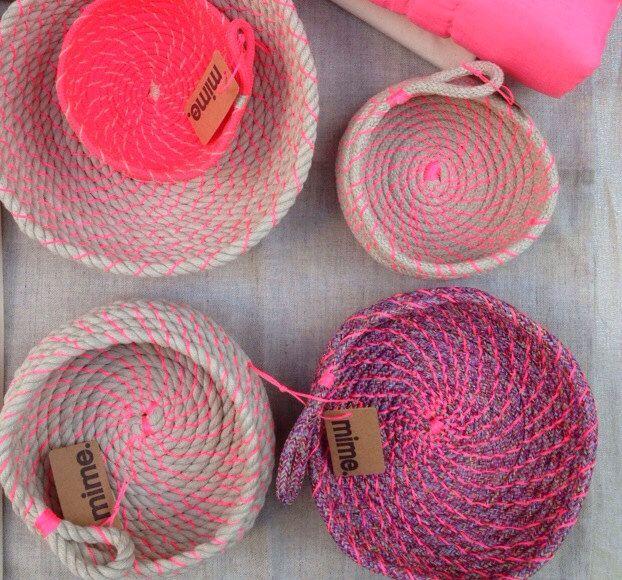 Rope Bowls