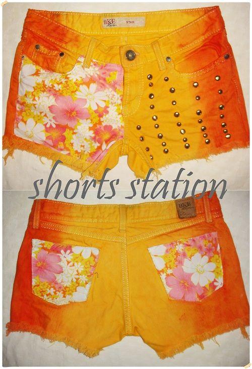diy shorts | Tumblr