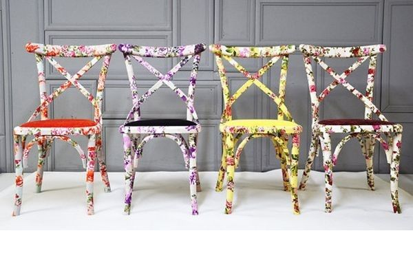 Community Post: 29 Ridiculously Amazing Pieces Of Floral Furniture