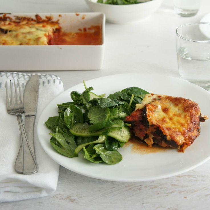 #RecipeoftheDay: Eggplant Parmigiana by HassledHouseWife