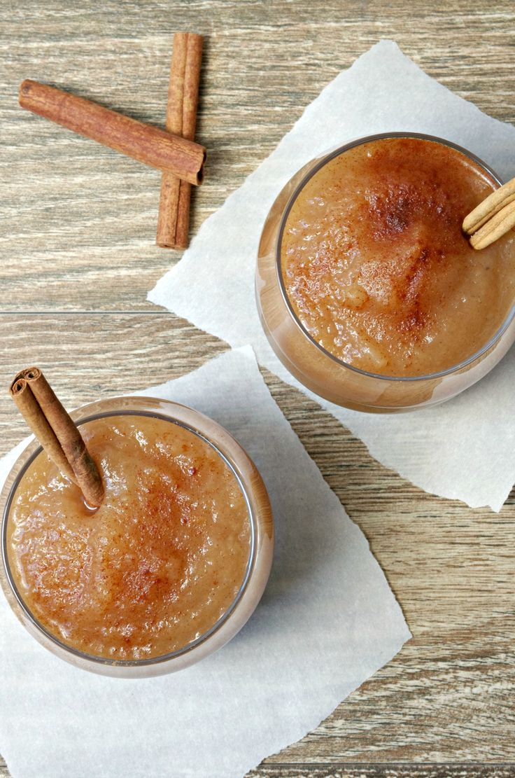 Homemade Cinnamon Apple Sauce
