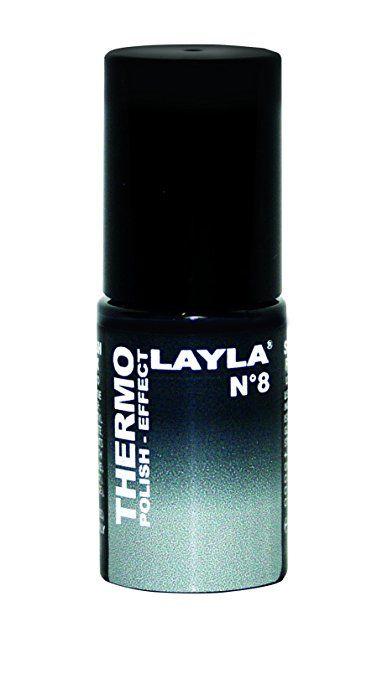 Layla Cosmetics Thermo Polish Effect N.8 - thermo nagellack