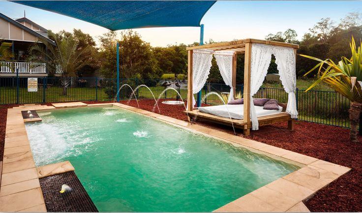 Pool Photo Gallery Pool Images Freedom Pool So Divine Pool Designs By Freedom Pools