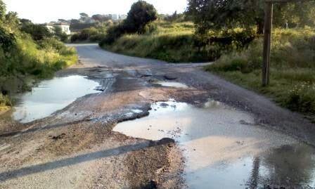 Παράπονα Ρόδου: Ρόδος: H πόλη της λακούβας - Απαράδεκτη η κατάσταση των δρόμων...