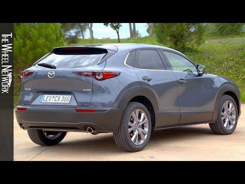 All Cars New Zealand Video 2020 Mazda Cx 30 Skyactiv G Polymetal Gre Mazda All Cars Grey Exterior