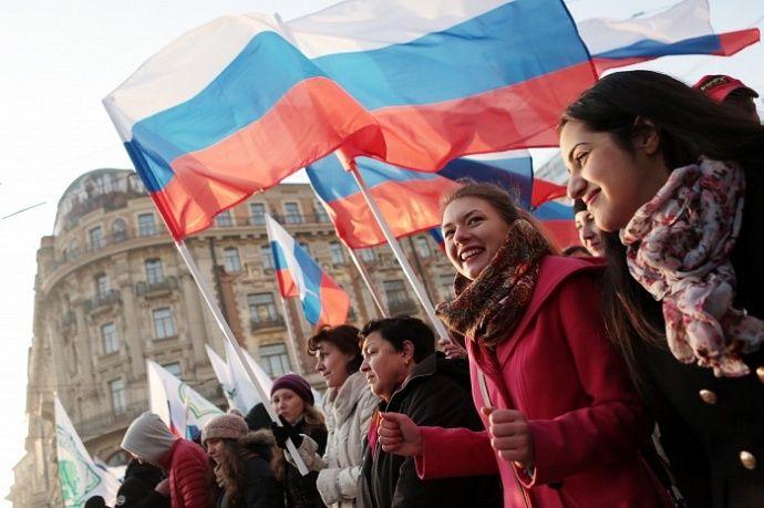 В России продолжается акция «С чего начинается Родина», запущенная к Дню народного единства