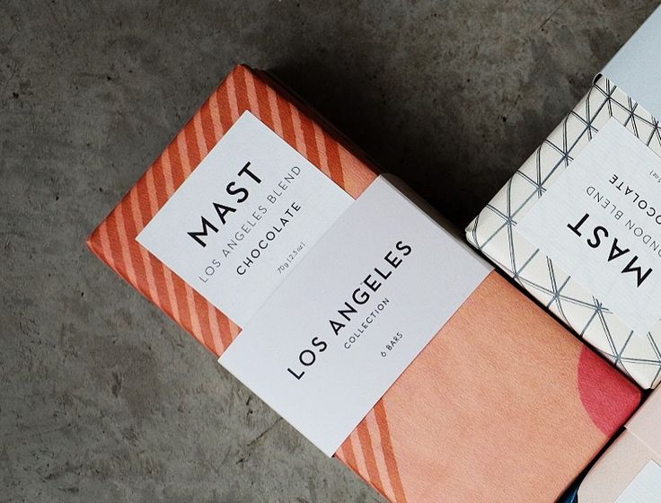 Chocolate Packs Design
