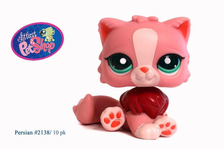 Rose- A littlest pet shop cat