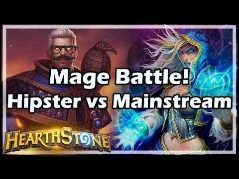 """Hearthstone KnC 