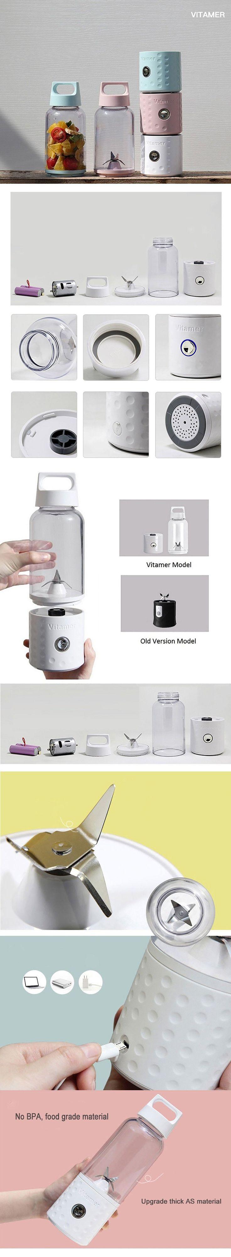 Vitamer Juicer Cup