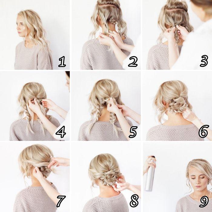 1001 Modeles Feeriques De Coiffure De Mariage Pour Cheveux Longs Coiffure Mariage Cheveux Long Coiffure Mariage Coiffure