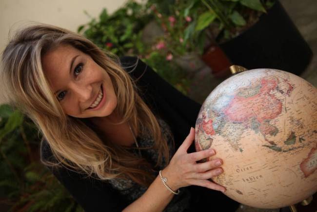 Louise Ekland Interview Voyage