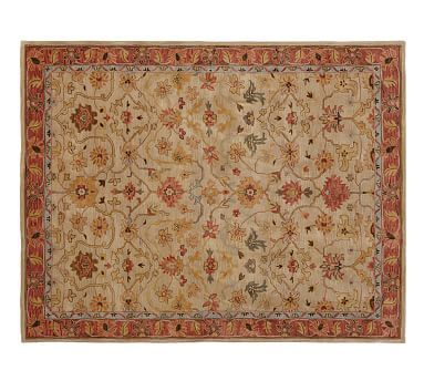 Option For Rug In Family Room Elham Persian Style