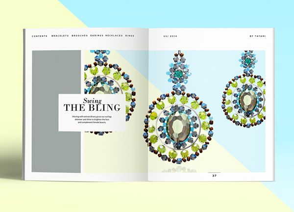 Best Jewellery Catalogue Images On   Catalogue Design