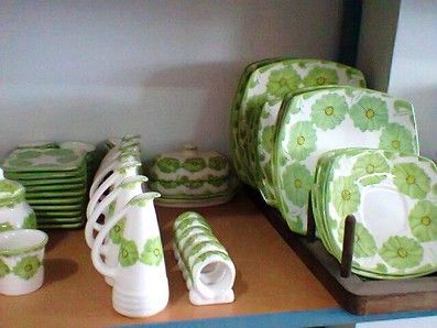 Salsera plato cerámica Carmen de Viboral