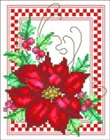 Free patterns from charles craft this one plus free for Charles craft christmas stockings