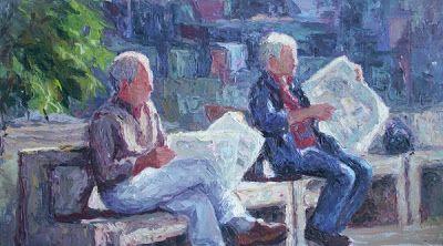 Alessio, Ciro d' - Preghiera del mattino, 2010