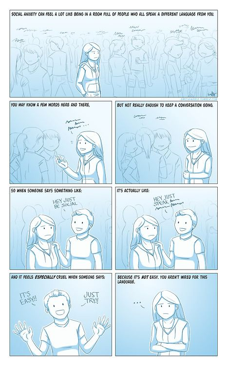 """""""Just"""" Be Social: Overcome Social Anxiety At the Drop Of A Hat!"""