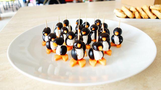 recette pingouins aperitif