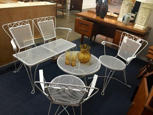wrought iron outdoor patio set dealer 375 lucas street antiques mall lucas dr