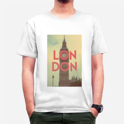 London dari tees.co.id oleh Haberdasher 101