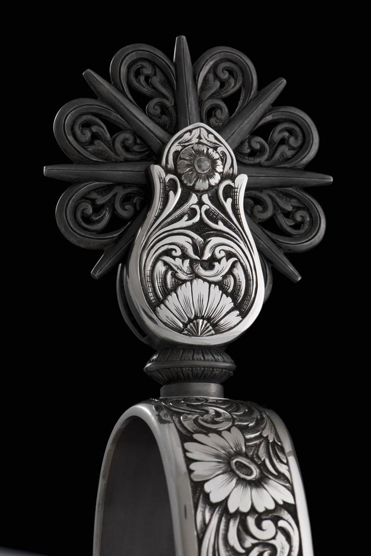 Ernie March, Oregon silversmith.