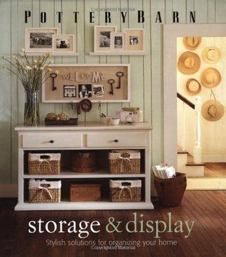 Pottery Barn Storage & Display