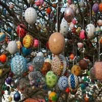 Rayakan Paskah dengan Dekorasi Cantik Nan Unik