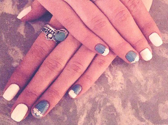 Маникюр идеи маникюра как нарисовать узор на ногтях рисунок на ногтях - Woman's Day