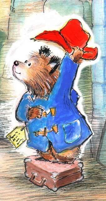 Paddington Bear books tell the story of a polite and well meaning bear with a penchant for getting into trouble.
