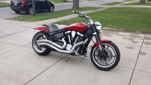 What did you do to your Warrior Today??? - Road Star Warrior Forum : Yamaha Star Warrior Forums