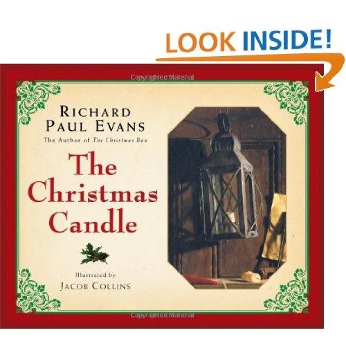 Christmas Lights Shop Charnock Richard: The Christmas Candle: Richard Paul Evans
