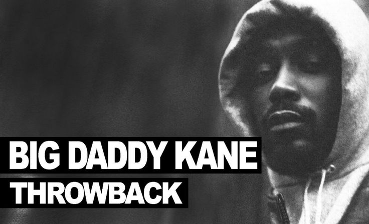 Tim Westwood liberates a rare Big Daddy Kane freestyle from 2000 for this week's #ThrowbackThursday.