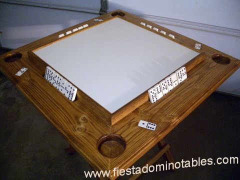 1000 Images About Domino Game Table Ideas On Pinterest