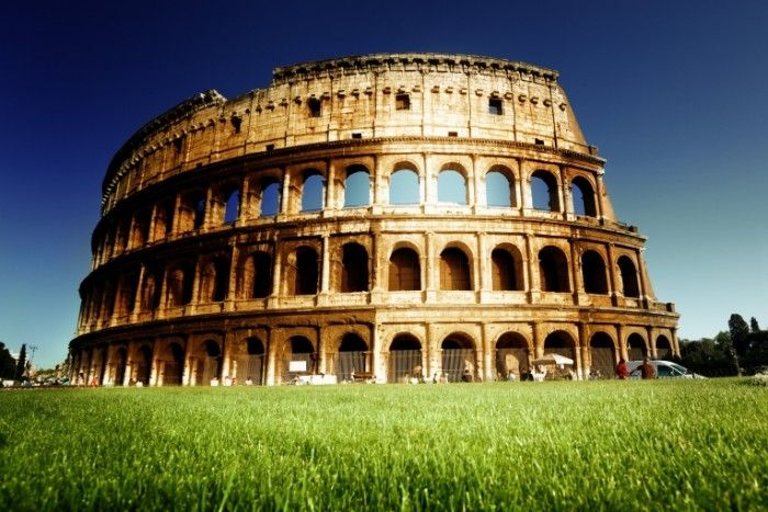 Римский колизей   Roman Coliseum