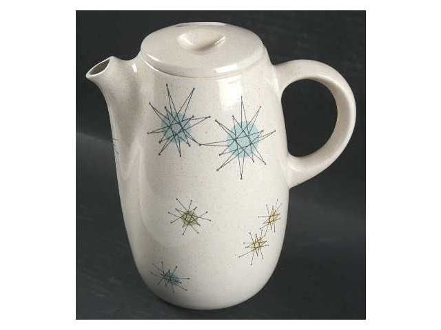 Franciscan Starburst Coffee Pot  sc 1 st  Pinterest & 10 best Franciscan Starburst! Iu0027m Obssesed with these dishes ...