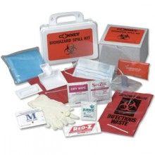 Biohazard spill kit. Komponen yang satu ini sudah seharusnya wajib ada di sebuah Laboratorium mengingat fungsinya sebagai safety procedure.  Mau beli Biohazard?? Langsung aja ke labsatu: https://labsatu.com/product/detail/112  Atau hubungi: BBM: 5AE85EF5 WA: 0815 8480 1833 Telp: 021-27650190 Email: cs@labsatu.com ============== BUTUH Alat Lab & Kesehatan?? Ke LabSatu aja.. ^^d