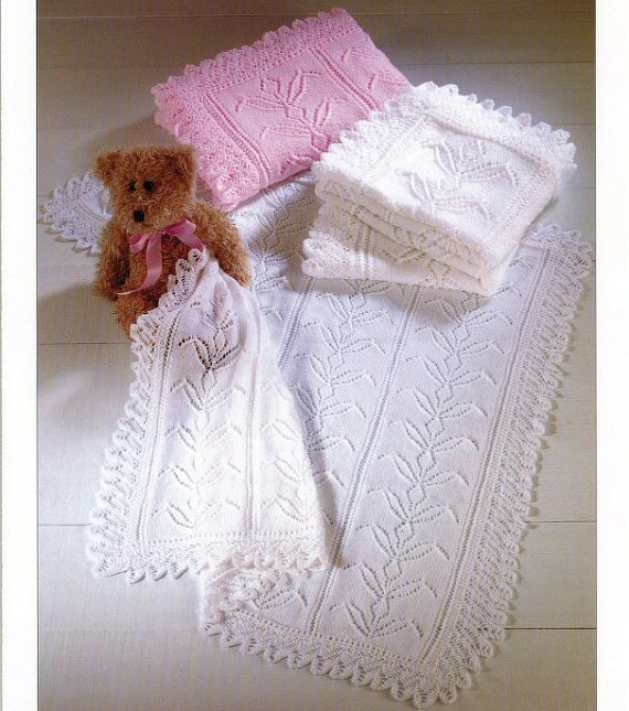 1000+ images about Knitting: Baby shawls on Pinterest Coats, Knit patterns ...