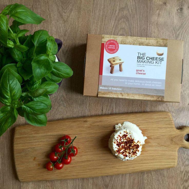 Goat's Cheese Kit – Happy Kombucha