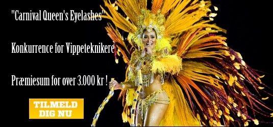 Konkurrance for Vippeteknikere! Eyelash Extensions Competition!  http://www.shop.joannashudpleje.com/content/11-konkurrencer