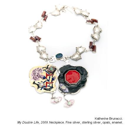 Contemporary Art Jewelry by Katherine Brunacci
