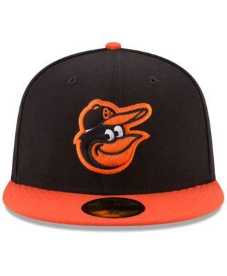 New Era Baltimore Orioles Game of Thrones 59FIFTY Fitted Cap - Black 7 1/4
