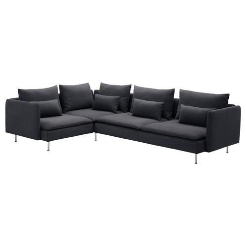 SÖDERHAMN ъглов диван - IKEA