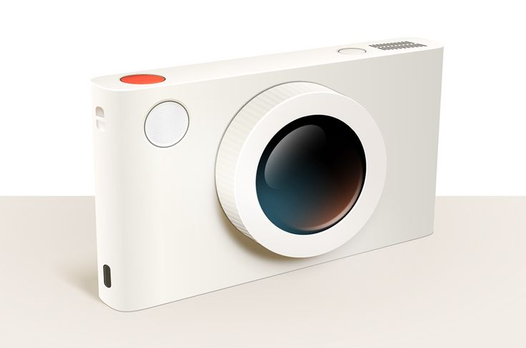 What more does a camera need?   Yanko Design
