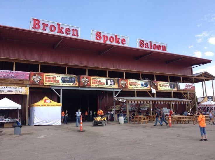 Broken Spoke Saloon