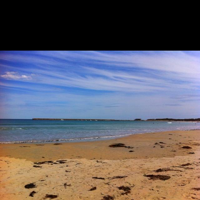 Warrnambool beach